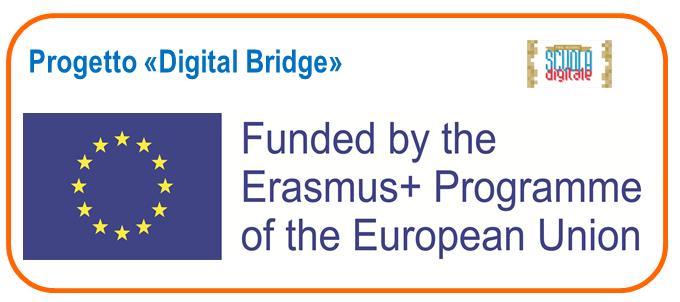 Erasmus Plus - Scuola amica del progetto Cosmopolitismo Digitale